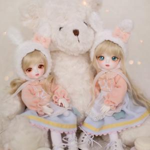 Rainbow sherbet Chloe & Mint 発売!