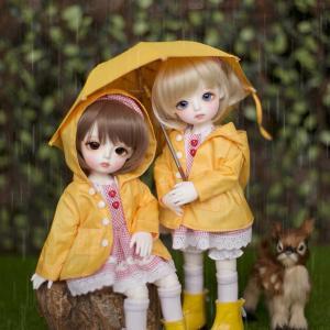 Lina chouchou Rain drop ANNA & MELISSA 発売!