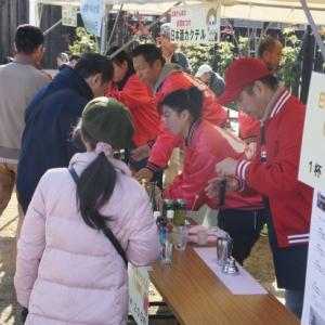玉置さん家のお酒まつり-三木の酒米「山田錦」で造られた銘酒が勢揃い-