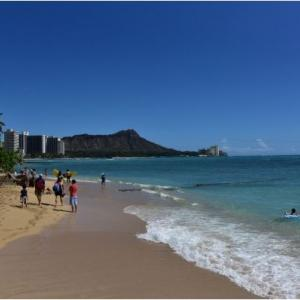 遅い正月休暇はハワイでのんびり  その1  令和2年3月