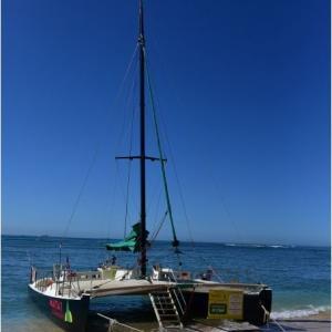 ハワイ旅行その4 カタマランヨットでクルーズ  令和2年3月