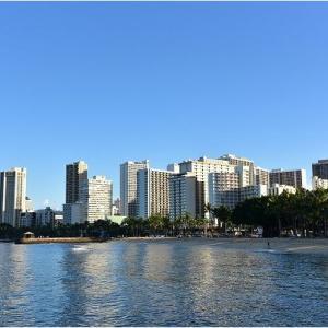 ハワイ旅行 ラストはカイルアビーチへ  令和2年3月