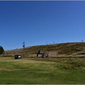 高原散策 その3  霧ヶ峰高原   令和3年10月