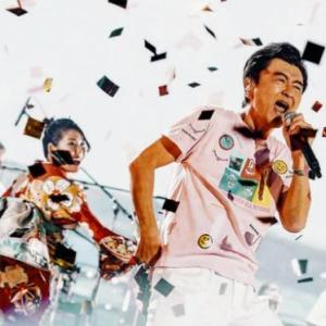 桑田佳祐、あの人気グループが頭をよぎる「ヅラ姿」…平和で幸せなサザン無観客ライブ