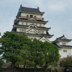 関西旅行2019@福山城&姫路城