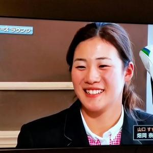 すずちゃん@ゴルフネットワーク真剣勝負THEMATCH出演 1 Jan 2020