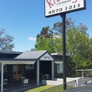 Kravingsでのランチ in Kurmond NSW