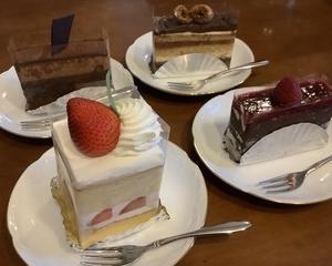 イタリアの味・Dolceria egoのケーキ