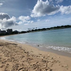 ハワイ生活で 得をつむ