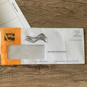 大統領選挙!投票しました。