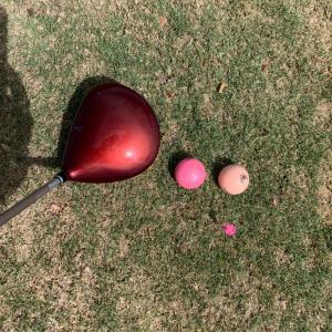 連続ゴルフの連休