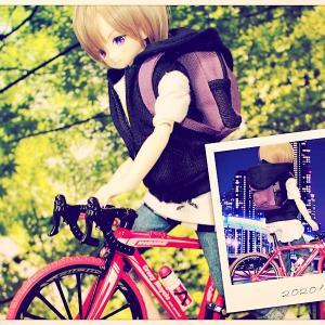 OBヘッド×オビツ22|空色サイクリング