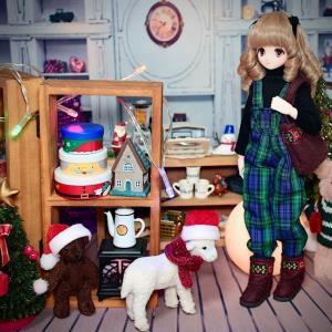 尾櫃制服計画 上村瑛理|クリスマス準備のショッピング