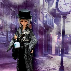 ユノア少年|和洋折衷のイカサマ商人、霧の街に現る