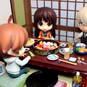 〜ぷちサンプル入門セット〜今日は贅沢お寿司の日