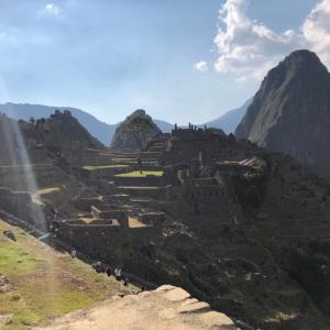 ★ペルーから愛を込めて