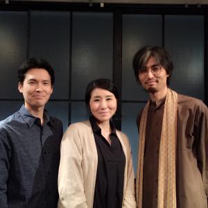 尺八とギターのコンサート@祖師谷カフェムリウィ(東京)