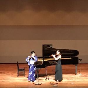 ワンコインコンサート @はまゆう会館 in 横須賀