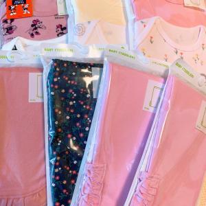 【UNIQLO】値下げで即買いしたベビー服♡レポ