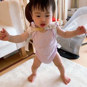 【生後9ヶ月】ついに!!歩きはじめましたー!