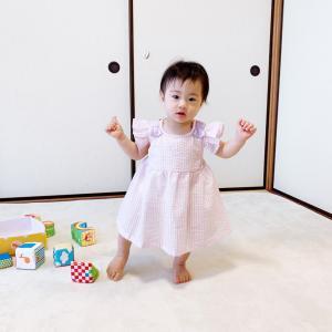 【生後9ヶ月】娘の成長記録♡