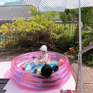 プール遊びで楽しめるアイテム(๑˃̵ᴗ˂̵)