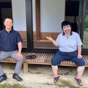 8/20関西テレビ「よーいドン」あいLOVE田舎暮らし!伊賀市にある古民家物件が放送されました!