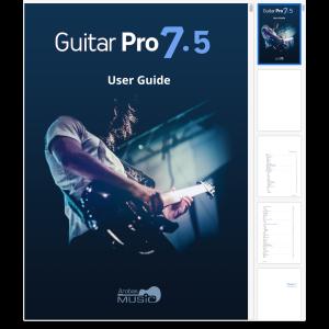 Guitar Pro 7.5 User Guide