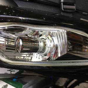 KAWASAKI ZZR1400 ZXT40A カワサキ ZZR1400 LED球に交換