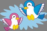 しめ飾りの「稲穂」今年も雀さんが完食です 2020.01.03