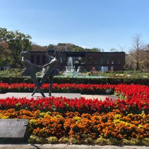 秋の石橋文化センター