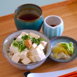 拒食症を救った「豆腐ごはん」