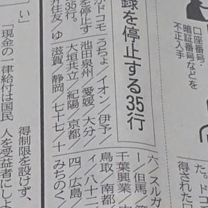 日本経済新聞を購入!