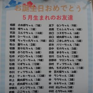5/3~5/9までのトリミング写真館