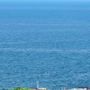 梅雨の中休み(京急久里浜線)