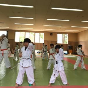 2019夏季昇級昇段審査会