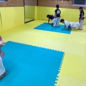 水曜日本部道場強化練習