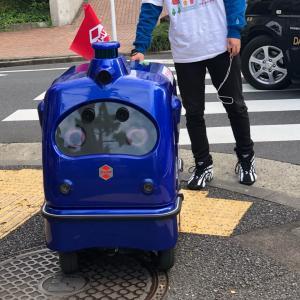 【株式投資】郵政の自動運転ロボットが可愛い(^^)