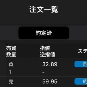 【米株投資】1/15と16売った株と買った株