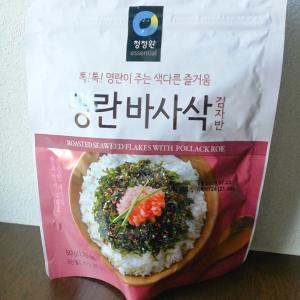 嬉しい!美味しい!韓国土産!次回のお土産リストに入れました♪