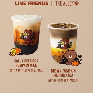 韓国に行ったら飲みたい!可愛いコラボ商品♪