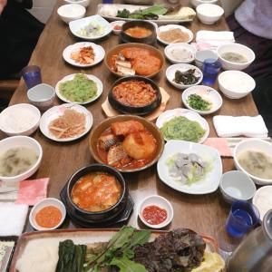年末年始韓国5泊6日4日目に回ったコース~フラれ続けたけど、美味しいものを食べれた日~
