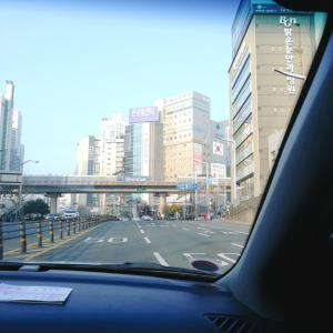 2月韓国4泊5日5日目に回ったコース~いつもと違う韓国最終日。タクシーからドキドキでした~