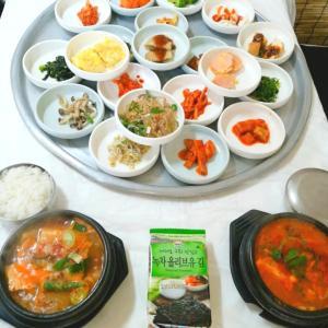 韓国に行ったら必ず行く!おかず沢山の美味しい定食が食べれる食堂リスト♪
