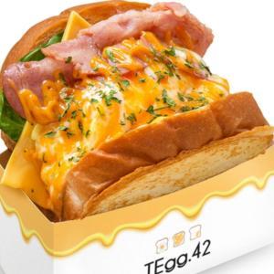 テイクアウトしたい!嵐にしやがれで放送された韓国エッグトーストのお店 ♪