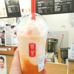 夏の韓国でよく行っていたお店♪今年は日本の店舗に行こうかな。。