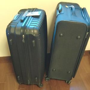 約6,000円で購入した大型軽量スーツケース何年使える?