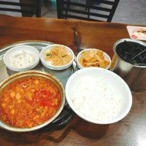 美味しくてリピ決定!韓国でも人気の食堂に行ってきました♪