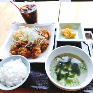 カリカリのチキンが美味しくてリピした韓国料理店♪