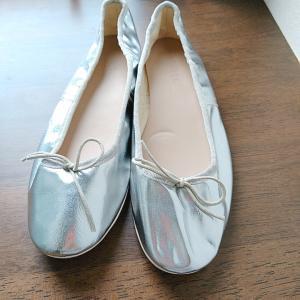 韓国気分になりたくて東大門で購入した夏用の靴出しました!